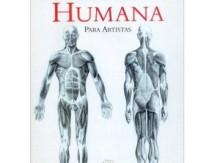 livro anatomia humana para artistas