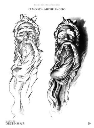 A Arte de Desenhar 23 - Grandes Mestres _29