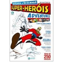 aprenda_a_desenhar_super_herois