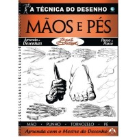 a_tecnica_do_desenho_maos_e_pes_jayme_cortez